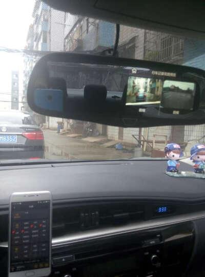贤顺仙人指路明镜后视镜导航仪一体机行车记录仪预警蓝镜一体机5397V全国包安装送镀晶 晒单图