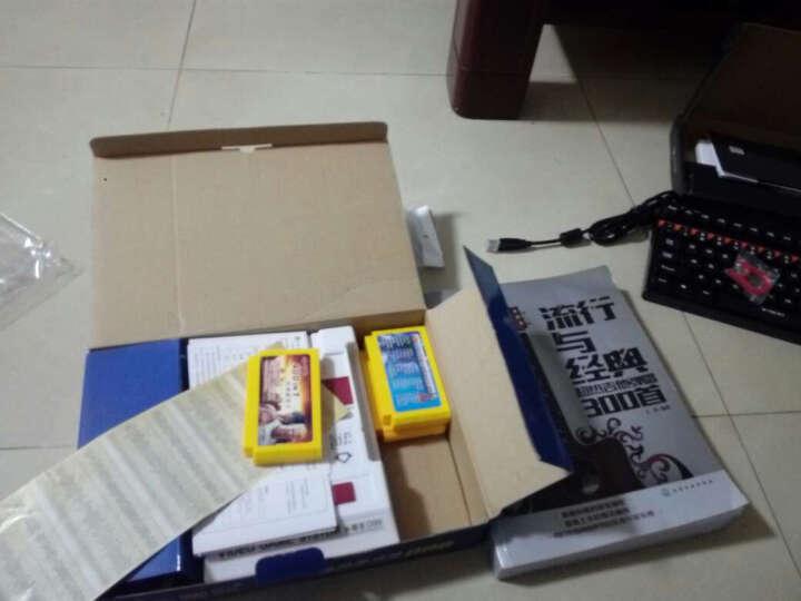 霸王小子 游戏机8位FC游戏机游戏卡带 人间兵器/忍者龟/坦克39合一 39合1游戏卡 晒单图
