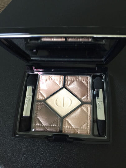 Dior迪奥眼影盘 五色眼影/眼影盘 6色眼影盘大地色 晒单图