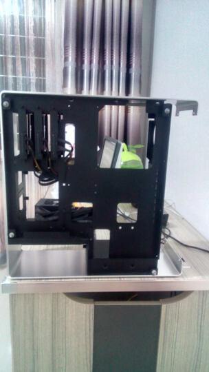 迎广(IN WIN)904Plus 银色 中塔式机箱 (支持ATX主板/铝合金/钢化玻璃/双面侧透/USB3.0 *4) 晒单图