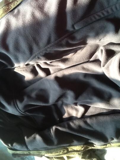 莫克公牛夹克男秋季时尚流行港风多口袋连帽工装男装加大外套余文乐同款ins潮 8506军绿 XL 晒单图