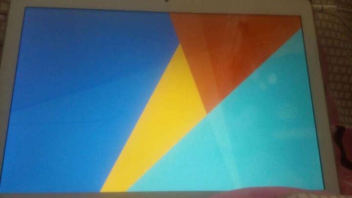 雅声特学习机10.1英寸WIFI版平板小学初中同步教学家教点读机 MZ58八核32G土豪金色+学习软件 官方标配+皮套 晒单图