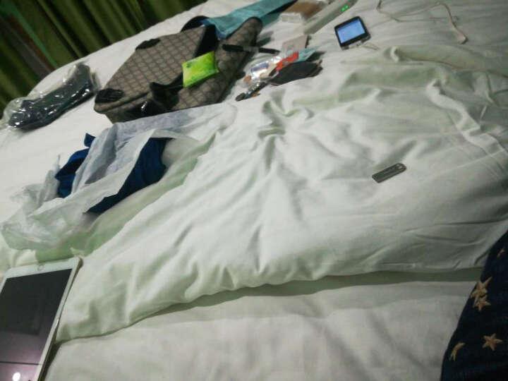 大话色彩家纺 床品套件三件套纯棉单人床品儿童家纺学生宿舍床品印花三件套0.8/1/1.2米 字母之城 1.2米床 晒单图