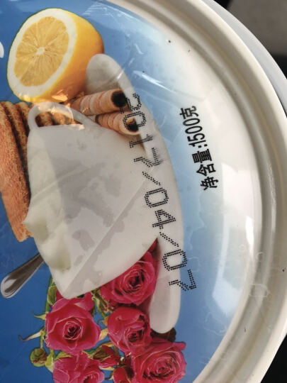 新疆西域春益健桶装酸奶1500g  分量足 特浓 新疆酸奶 吃过瘾  晒单图