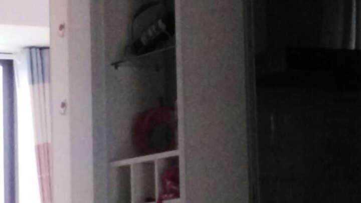 佰御祥 客厅橱窗摆件现代简约陶瓷工艺品家居饰品 平平安安苹果 红色 晒单图