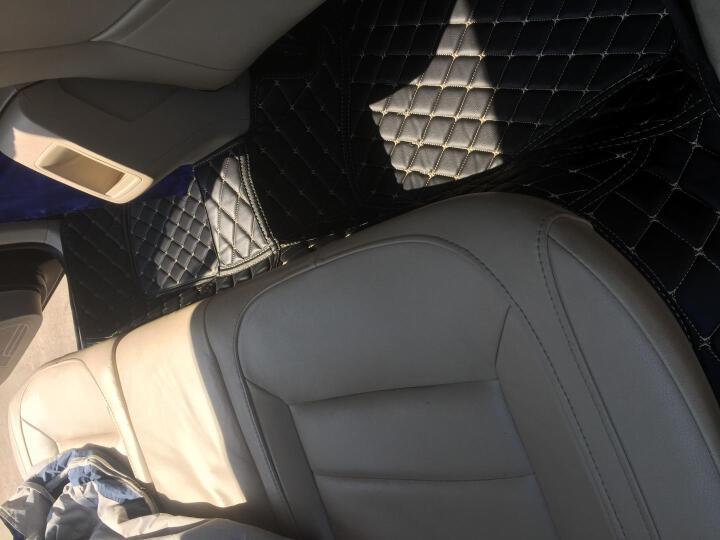 斯克帝 全包围汽车脚垫新大众迈腾帕萨特速腾途观朗逸天籁奇骏逍客轩逸昂科威君越威朗昂科威英朗专车专用 经典黑 起亚智跑福瑞迪凯绅KX3奕跑K5/K3/K2索兰托 晒单图