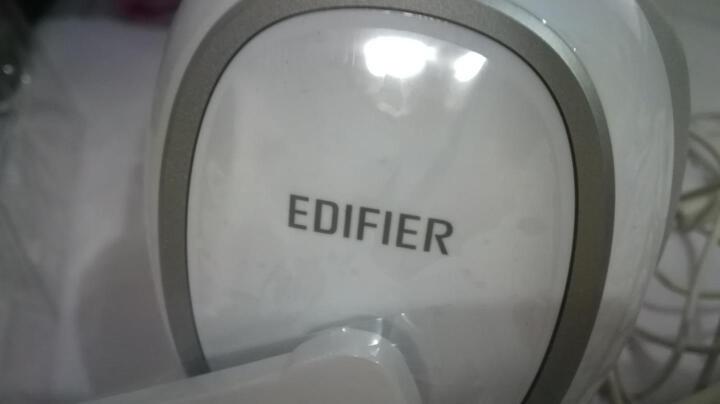 漫步者(EDIFIER)K815 高音质立体声通讯游戏耳麦 电脑耳机 游戏耳机 绝地求生耳机 吃鸡耳机 白色 晒单图