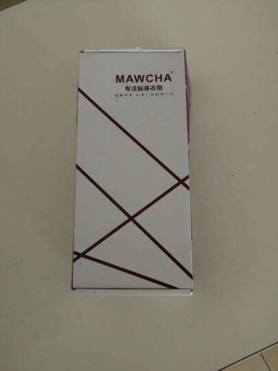 Mawcha 童袜儿童袜子女童中筒棉袜男女童5双装春秋款吸汗透气 脚印熊混色5双 建议脚长14-16cm(4-6岁) 晒单图