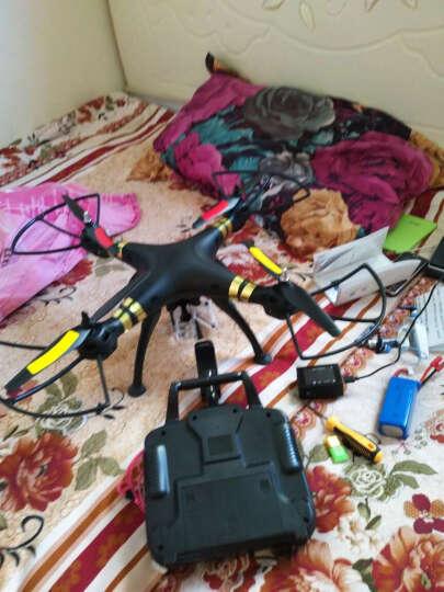 億青 遥控飞机GPS卫星定位航拍无人机大型专业实时航拍无刷电机四轴飞行器大型航拍器航模玩具 GPS有刷电机黑色双电1600万实时航拍送背包 晒单图