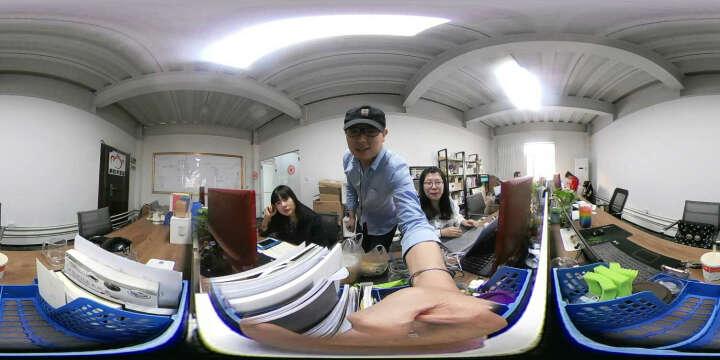 Insta360 Air全景相机 VR摄像头运动摄像机智能数码高清360直播自拍微博全景图 经典黑Type-C(需要电脑转接线请拍套餐) 晒单图