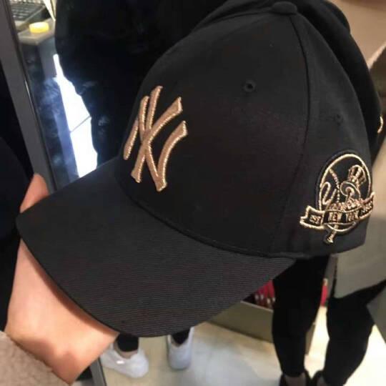 全球购 MLB 美职棒棒球帽男女款 帽檐队名绣字款 封口帽子奢侈品 波士顿红袜32CP16711_43N 61 晒单图