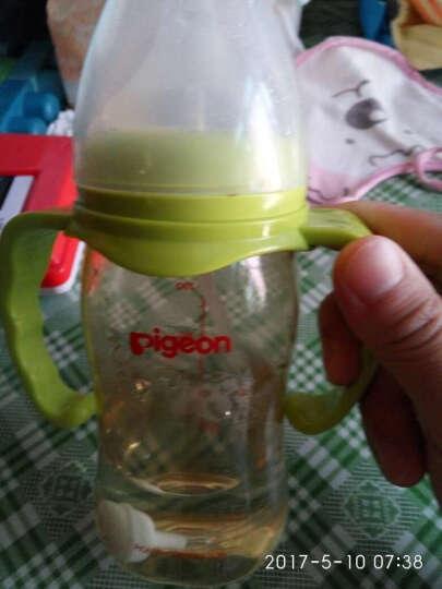 好伊贝(HOY BELL) 奶瓶吸管瓶配件适合玻璃奶瓶PP塑料奶瓶吸管配件 适配宽口奶嘴 晒单图