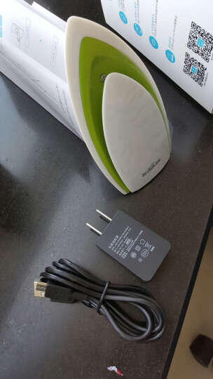 BroadLink e-Air智能环境监测仪 空气检测智能家居APP远程WIFI控制 博联A1 晒单图