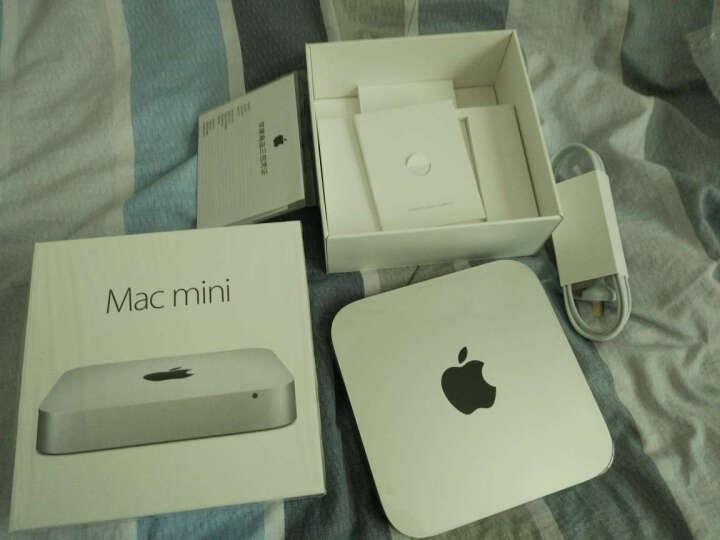 Apple Mac mini台式电脑 (Core i5 处理器/8GB内存/1TB 存储 MGEN2CH/A) 晒单图