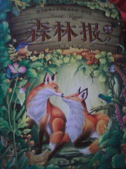 全套12册森林报 儿童文学 彩图版 语文新课标必读 小学生课外阅读 童书6-12岁 晒单图