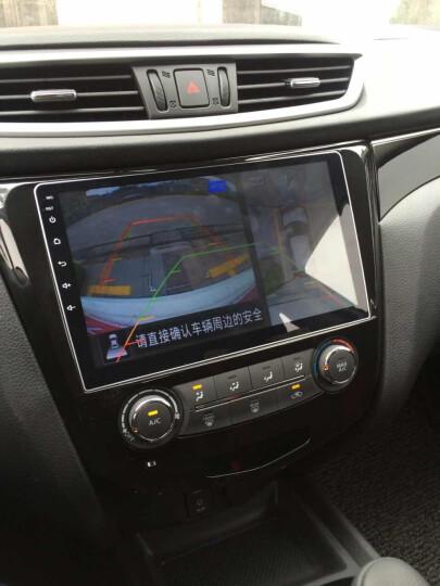 卡仕达 东风日产专用智能车机导航仪安卓电容大屏倒车影像一体机 16/17新逍客(CA8994)10.1英寸 标配+行车记录仪+16G卡+内置胎压监测 晒单图