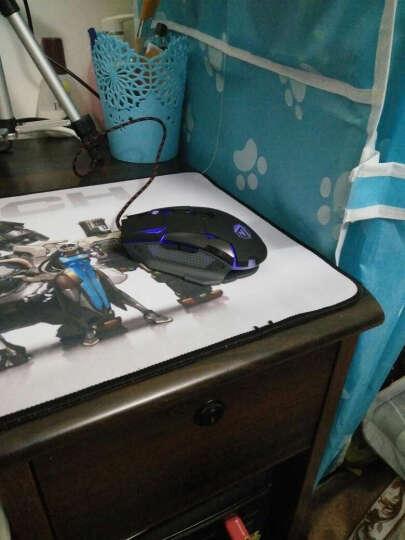 磁动力(ZIDLI) CK500机械键盘鼠标套装青轴lol笔记本游戏键鼠小智19302-jXsbp 暴走104键黑灰色青轴+牧马人二代黑鼠标+发光耳机 晒单图