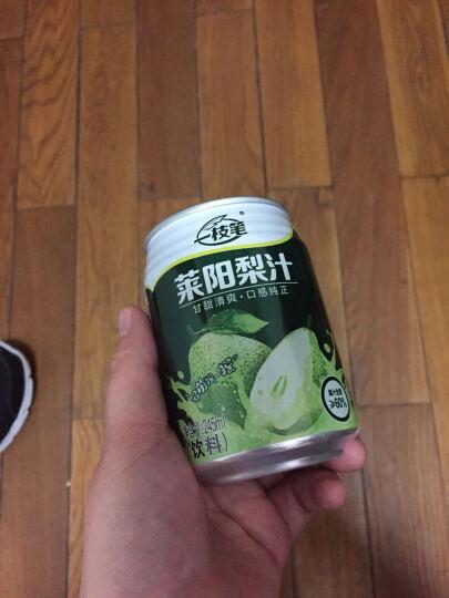 一枝笔 【莱阳馆】包邮莱阳梨汁饮料 润喉果汁果味饮品 245ml6罐组合 晒单图