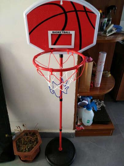 勾勾手 儿童篮球架可升降 室内球类运动男孩女孩健身玩具小孩户外铁杆投篮架 2.1米篮球架 晒单图