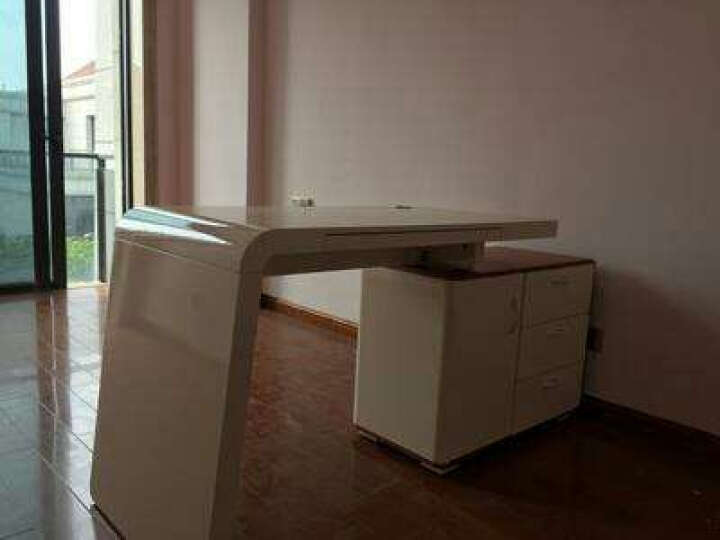 斯兰梦贝 电脑桌 实木书桌现代简约家用书桌写字台办公桌转角书桌台式家用书桌 左手书桌 1.6米 晒单图