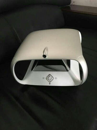 狗尾草(Gowild.cn) holoera琥珀虚颜 3D全息投影偶像养成智能陪伴机器人 银色 尊享版(送琥珀3套服装及道具礼包) 晒单图