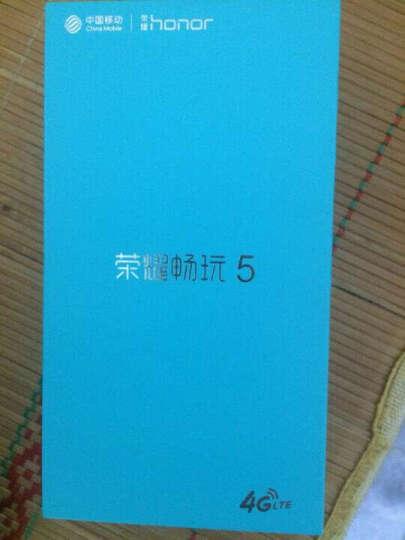 荣耀 畅玩5 2GB 16GB 金色 全网通4G手机 双卡双待 晒单图