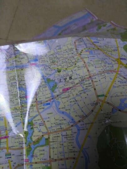【赠卡片放大镜】2019新  江苏省南京城市地图 南京CITY地图  交通旅游指南攻略 划区免邮 晒单图