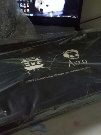 EDG旗舰店 AKS104机械键盘  Akko经典黑背光青轴黑轴lol游戏键盘 蓝buff国产黑轴 晒单图