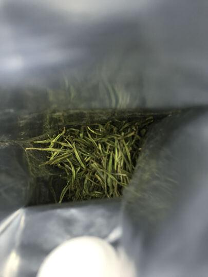 乡土乡亲  贵州白茶  2017新茶  绿茶   无农药茶叶 谷雨款家庭装50g*1袋 晒单图