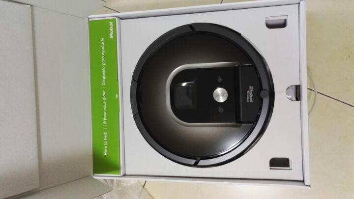 艾罗伯特(irobot) iRobot Roomba980家用扫地机器人 iRobot 890+380T 晒单图