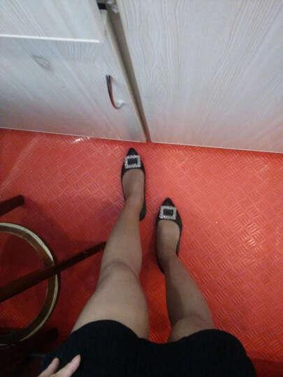 浪莎丝袜10双装 女士薄显瘦透肉包芯丝春秋款连裤袜 黑色6双+灰色4双 均码 晒单图