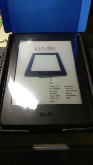 KindleKindle Paperwhite 3:不要在kindle上注册