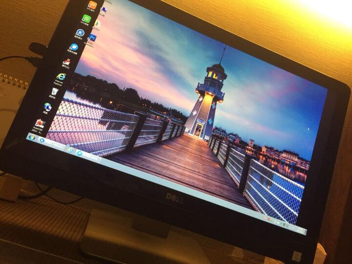 戴尔(DELL)灵越AIO 3264 21.5英寸防眩光一体机台式电脑(i3-7100U 4G 1T 920MX 2G独显 有线键鼠 黑) 晒单图