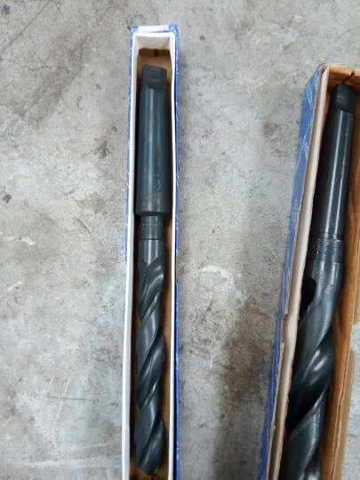 印拓(Itor) 印拓锥柄麻花钻 高速钢锥柄钻 扩孔钻咀钻头铁板钻孔13- 24.5mm 14.5mm 晒单图