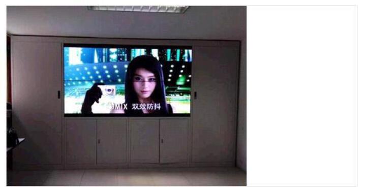 福满门 会议平板 智能会议电子白板电脑投影 高清触摸一体机 电脑投影视频会议 98英寸智能会议平板 带触屏 晒单图