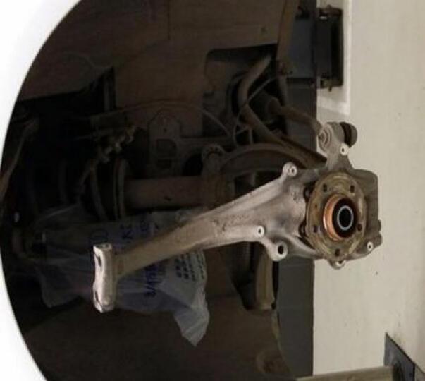 suoshid适用于奥迪轴承 轮毂轴承 轴头 后轮轴承 两驱 A4L A5 Q5 新A6L C7 晒单图