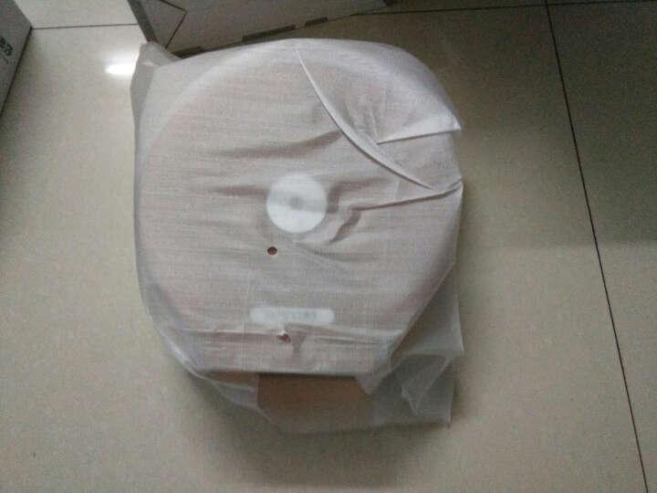 澳莎 塑料大盘卷纸盒纸巾盒厕纸盒防水卷纸架卫生间大卷纸盒厕纸架 E011-茶色 晒单图
