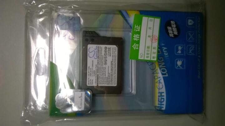 cameronsino索尼PSP-S110掌机/游戏机电池PSP-2000/3000大容量 1200毫安 晒单图