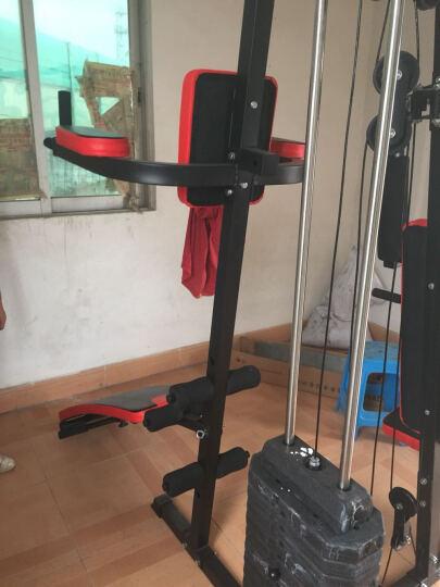 【康锦华】 综合训练器 三四人站健身器械多功能力量械 家用健身器材 四人站(包安装) 晒单图