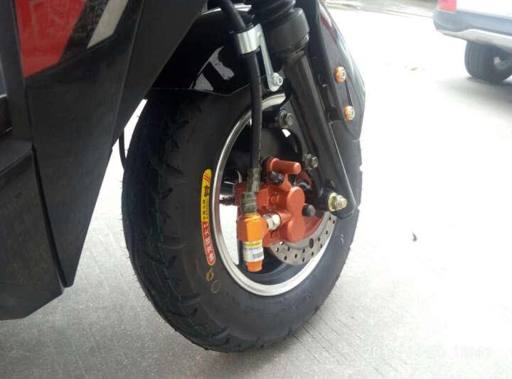 鹰仕莱 尚领V6发动机踏板电喷摩托车 可改装上牌 燃油助力车踏板车 尾箱货架  联系客服拍下 电喷摩托车 晒单图