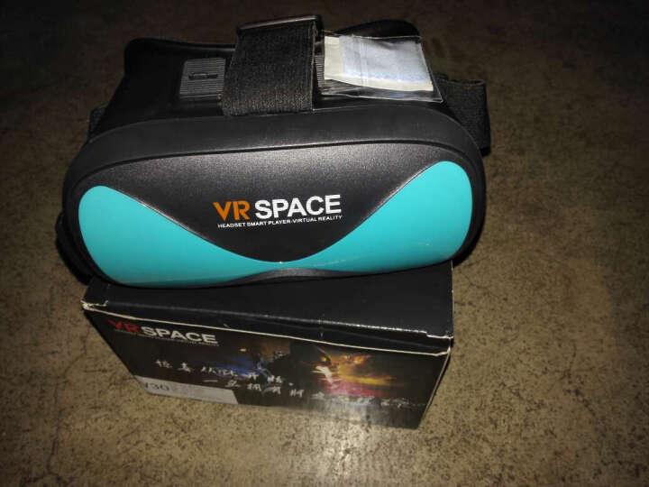 5i VR眼镜vr一体机虚拟现实全景3D沉浸式头盔 小灰VR一体机电影版(内存卡+电影游戏) 晒单图
