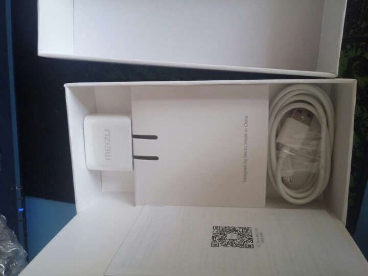 魅族 魅蓝5 全网通公开版 2GB 16GB 香槟金 移动联通电信4G手机 双卡双待 晒单图