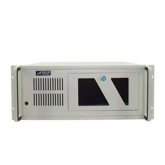 AICSHTER 讯圣 IPC-610 4U工控机电脑主机(兼容研华)支持XP/六串口/双网口 A21/I7-2600/8G/1TB 晒单图