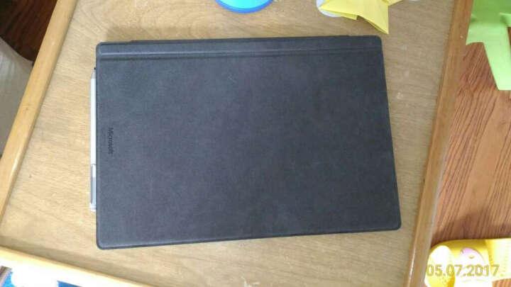 Microsoft/微软 Surface   Pro 4专业键盘盖 黑色 晒单图