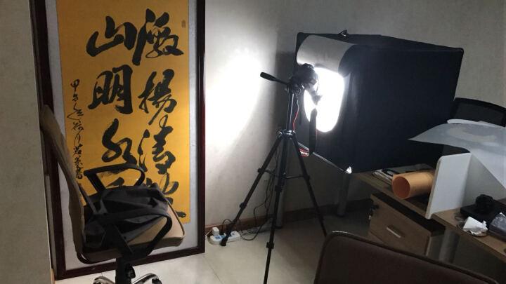 春影CY-60摄影棚灯套装 拍摄补光打光中小型产品摄影棚柔光箱器材60cm可调版 晒单图