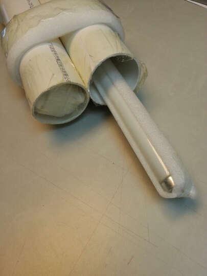 小而美紫光灭蚊灯管诱蚊蝇灯管,引诱飞蛾苍蝇蚊虫 套装/2支, 40W/用在80W户外灭蚊灯上 晒单图