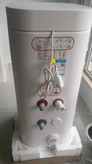 美的(Midea) 空气能热水器家用优泉一体机100升高温75度 适用2~3人适用/包修6年/入户免人工安装费 晒单图