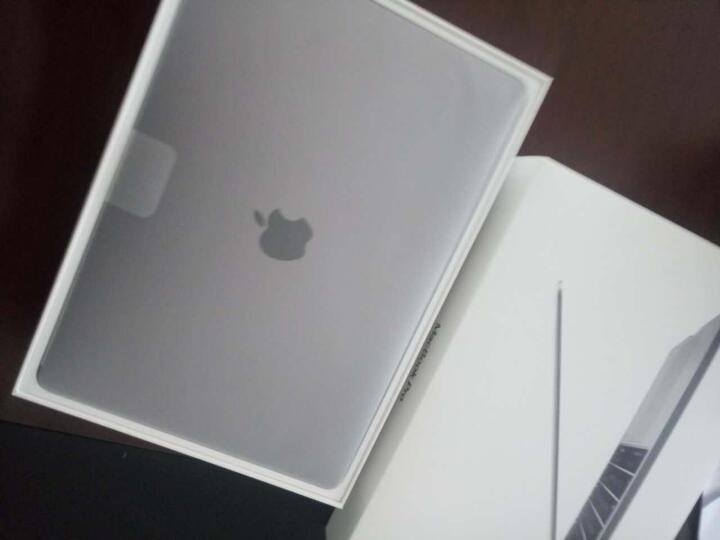 Apple 日版苹果笔记本apple 2016/7新款 MacBook PRO笔记本电脑 日版15英寸灰MLH42 Bar/16/512 晒单图