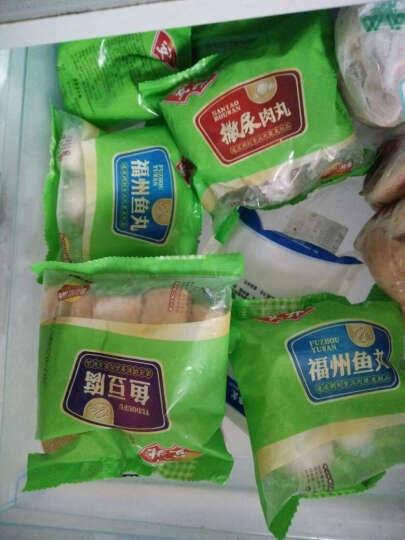 安井 火锅食材 福州鱼丸 3袋共260g 晒单图