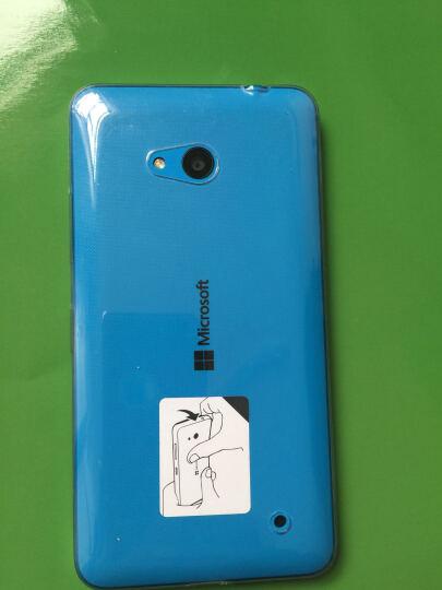 微软(Microsoft) 微软 lumia 640黑色智能手机 联通4G SD卡扩展 荧光绿 港版机身内存 8G 晒单图
